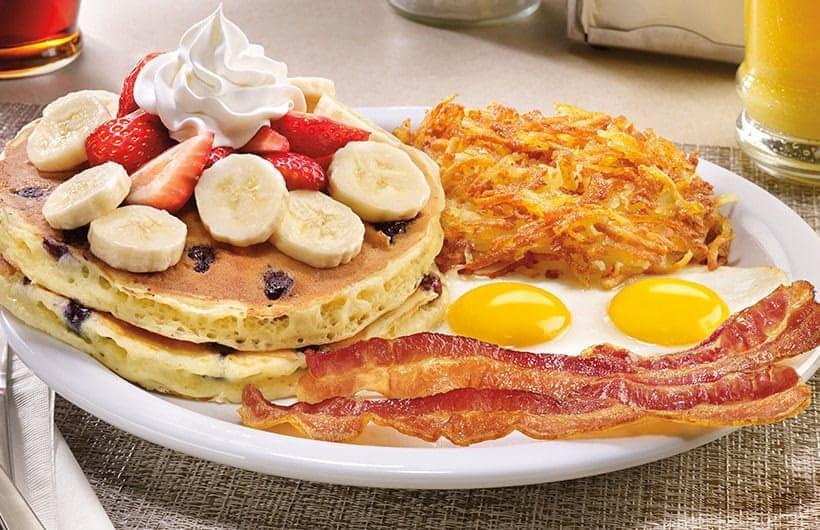 Big Healthy Breakfast  Πέντε τροφές που πρέπει να αποφεύγετε στο πρωινό σας