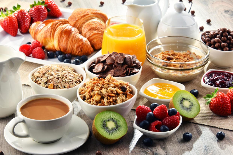 Big Healthy Breakfast  10 Tasty and Simple Breakfast Recipes to Kickstart Your
