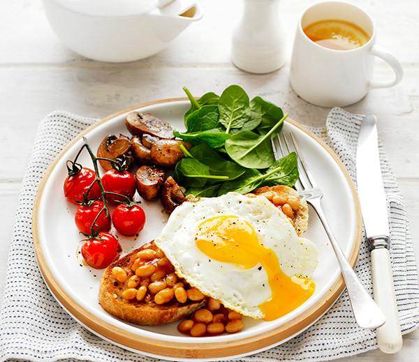 Big Healthy Breakfast  Eat eggs for breakfast Protein breakfast ideas