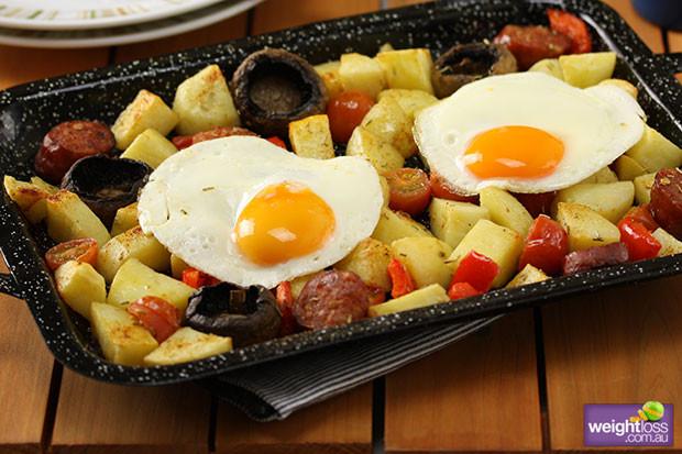 Big Healthy Breakfast  Healthy Big Breakfast
