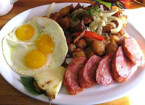 "Big Healthy Breakfast  The ""Big Breakfast"" Trend"