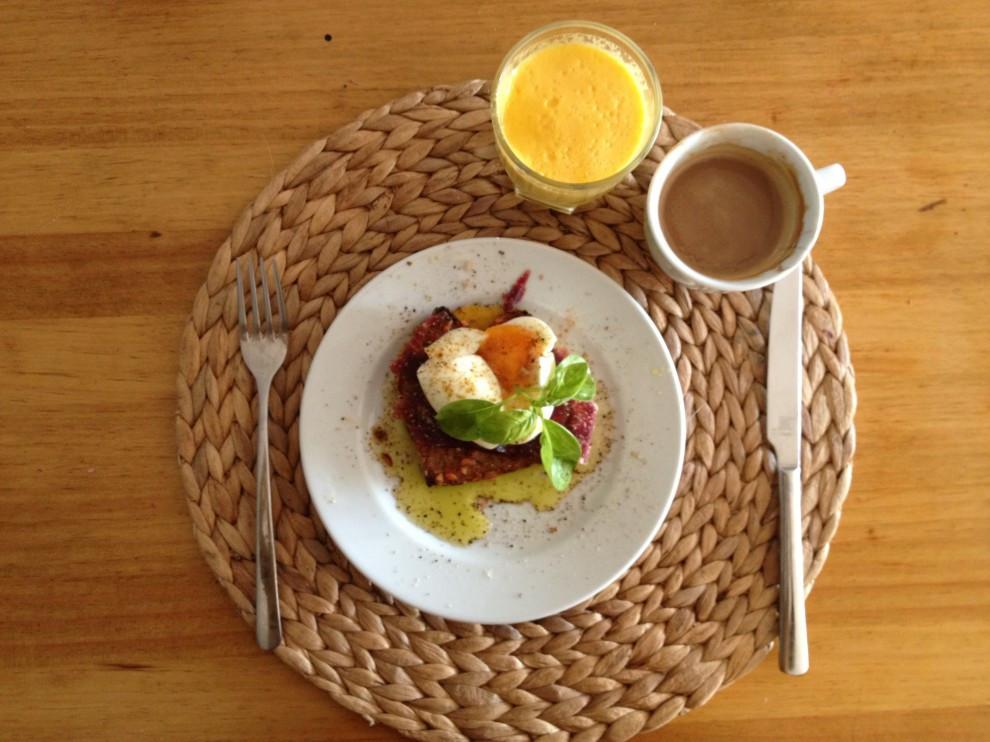 Big Healthy Breakfast  Big Healthy Breakfast with Marcela Gutièrrez – Essen