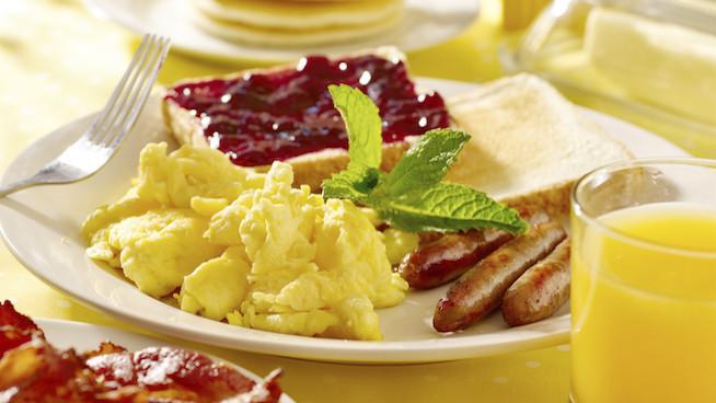 Big Healthy Breakfast  Big Breakfast Small Breakfast No Breakfast Which Is