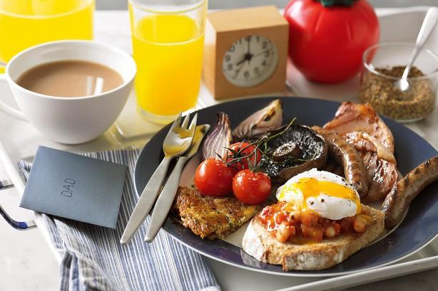 Big Healthy Breakfast  Ultimate Big Breakfast Recipe Taste