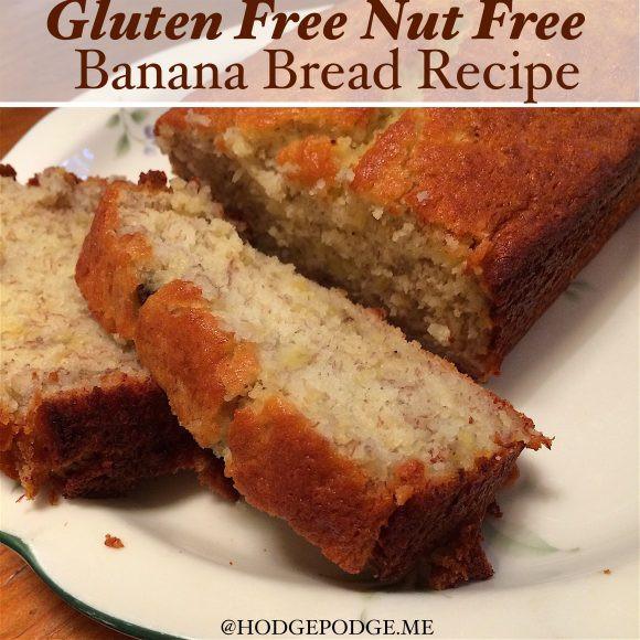 Bob'S Red Mill Gluten Free Banana Bread  Aunt Dot s Banana Bread Recipe Hodgepodge