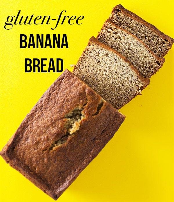 Bob'S Red Mill Gluten Free Banana Bread  Gluten Free Banana Bread Gluten Free Baking