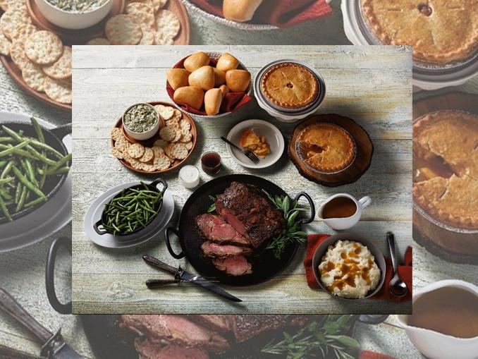 Boston Market Easter Dinner 2019  Boston Market fers New Prime Rib Meal For 12 Through