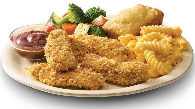 Boston Market Easter Dinner 2019  Boston Market Introduces New Oven Crisp Chicken Strips