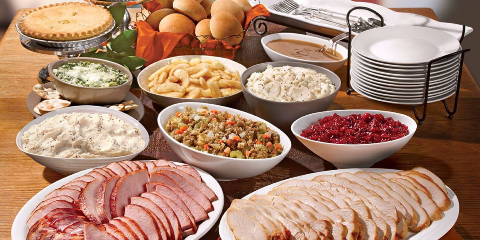 Boston Market Easter Dinner 2019  Boston Market wants to deliver Thanksgiving to your