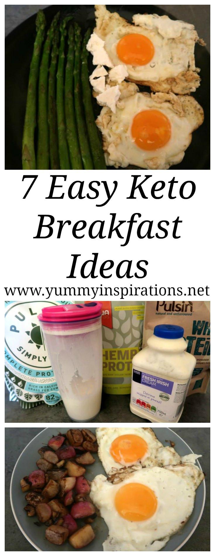 Breakfast Keto Recipes  7 Easy Keto Breakfast Ideas Low Carb & Ketogenic Diet