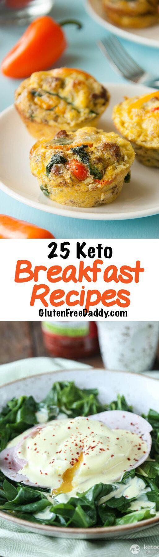 Breakfast Keto Recipes  Best 25 Keto t breakfast ideas on Pinterest