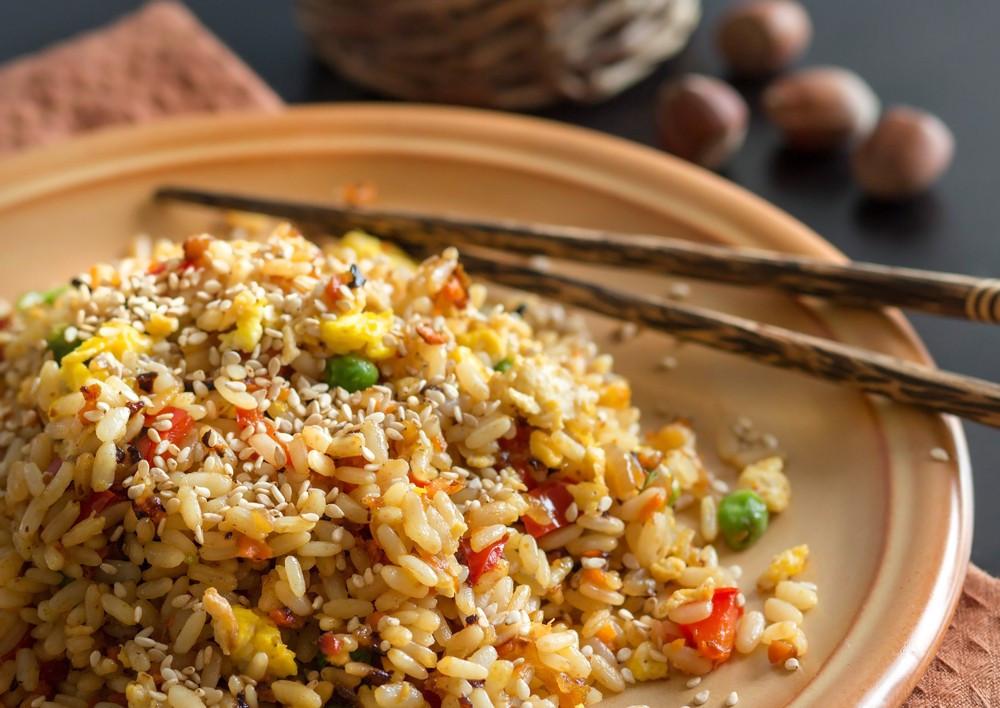 Brown Rice For Diabetics  Fried Brown Rice for Diabetics Recipes Diabetes Self