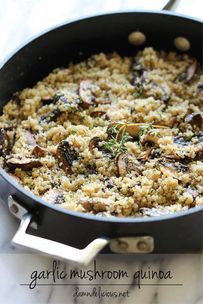 Brown Rice Or Quinoa For Weight Loss  21 Delicious Weight Loss Meals Young Hip Fit