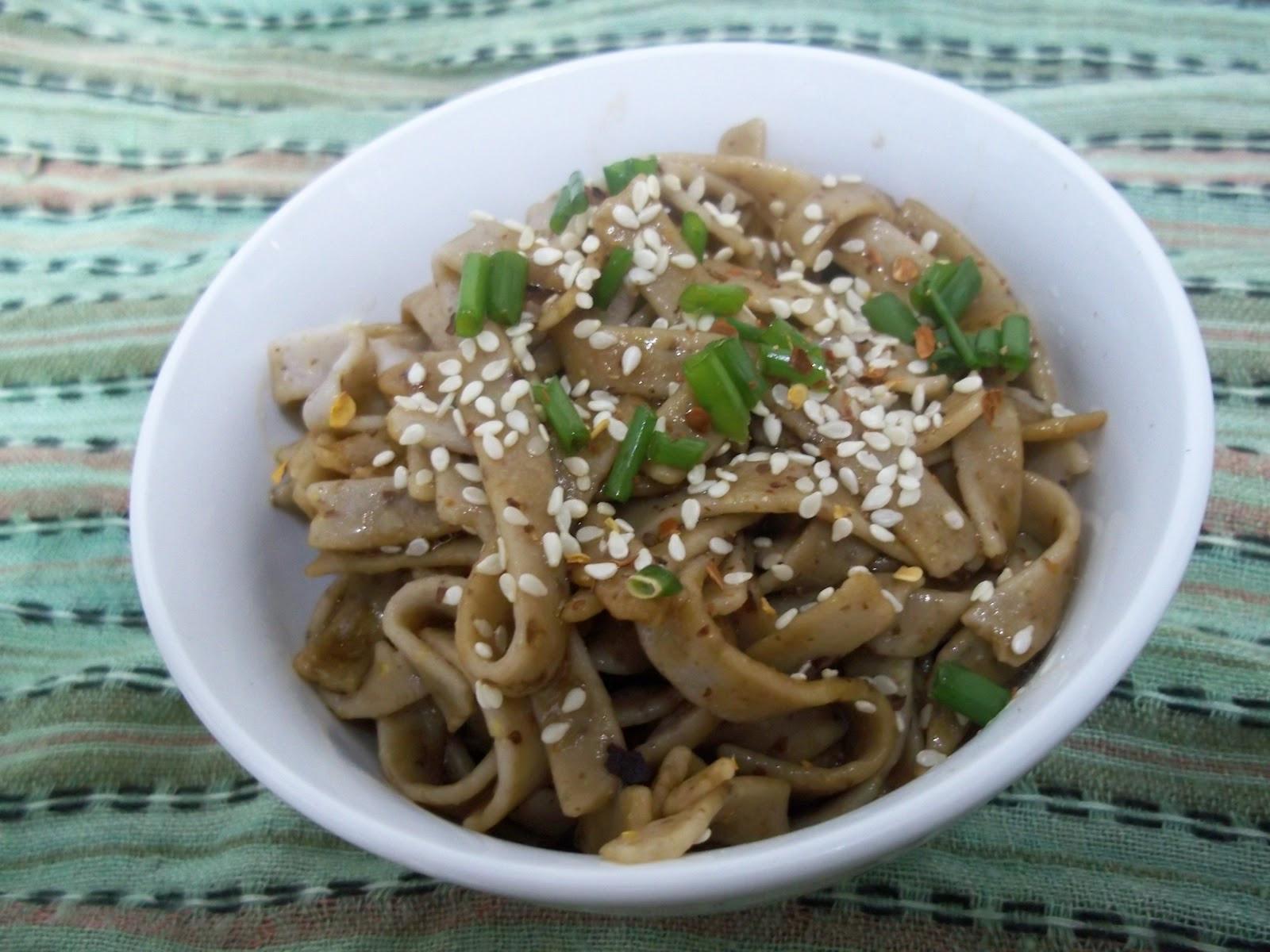 Buckwheat Noodles Gluten Free  Homemade Gluten Free Soba Buckwheat Noodles Recipe Vegan