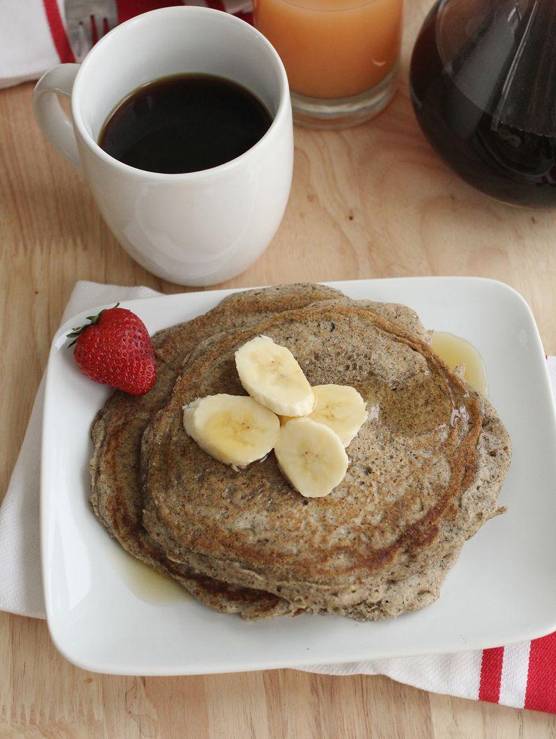Buckwheat Pancakes Gluten Free  Gluten Free Banana Buckwheat Pancakes – A Beautiful Mess