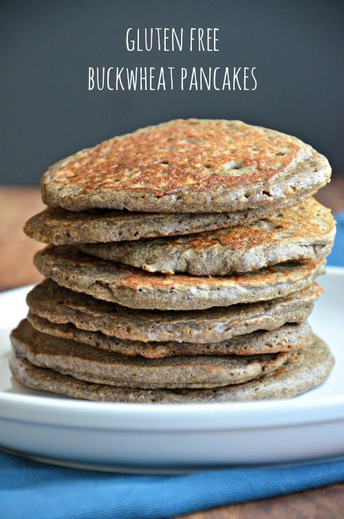 Buckwheat Pancakes Gluten Free  Whole Grain Buckwheat Pancakes Giveaway Mountain Mama