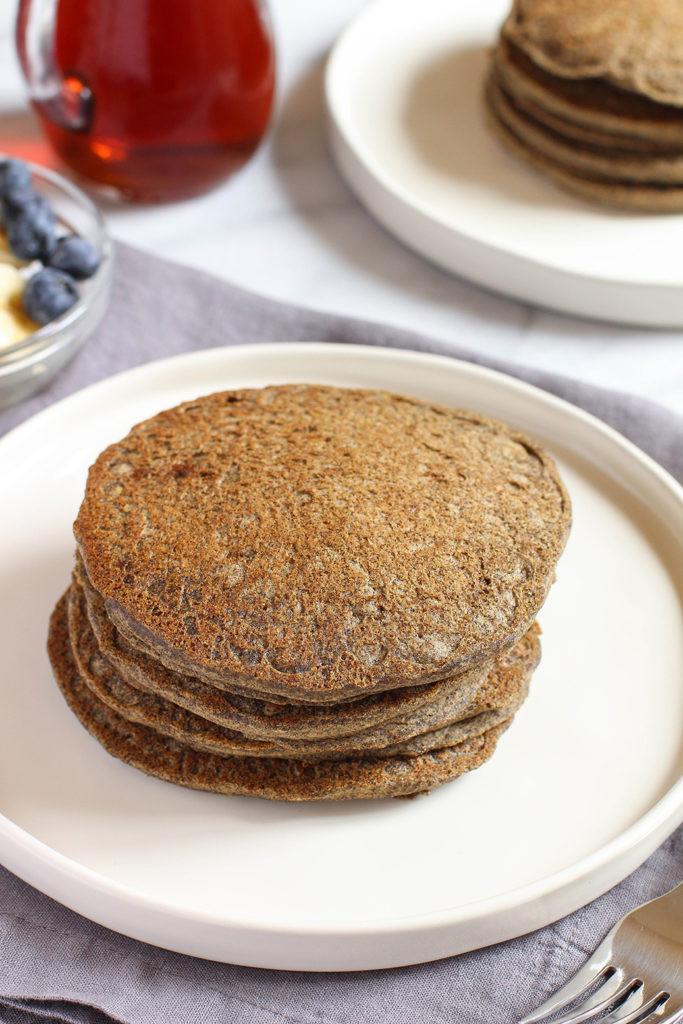 Buckwheat Pancakes Gluten Free  Gluten Free Buckwheat Panckaes
