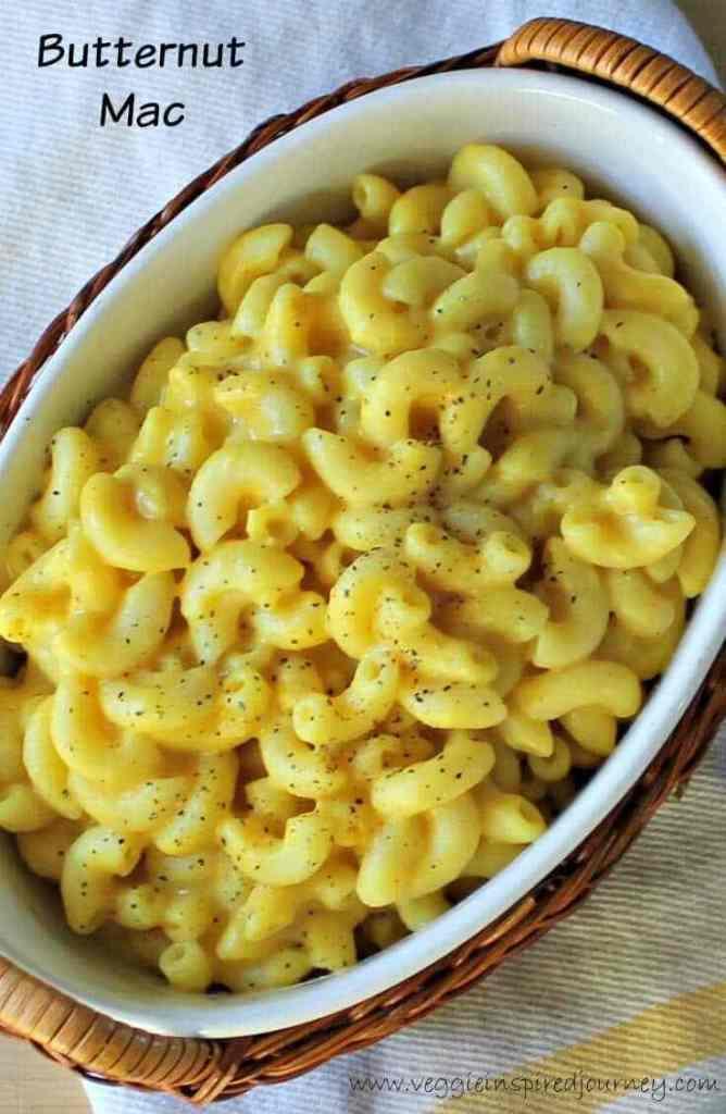 Butternut Squash Mac And Cheese Vegan  Butternut Squash Mac and Cheese soy free vegan