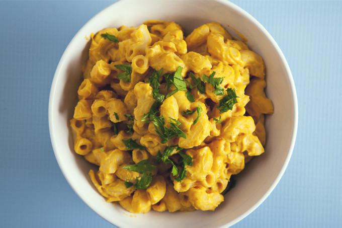 Butternut Squash Mac And Cheese Vegan  Butternut Squash Vegan Mac and Cheese