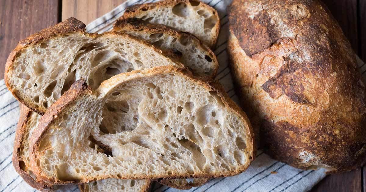 Can Diabetics Eat Sourdough Bread  How to Make Healthy Delicious Sourdough Bread Recipe