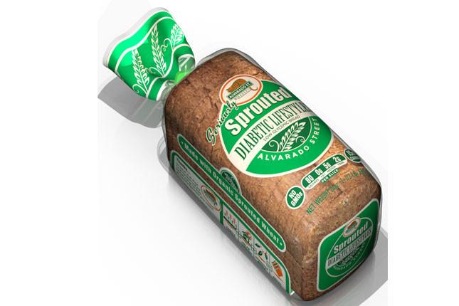 Can Diabetics Eat Sourdough Bread  Diabetic Lifestyles Low Glycemic Bread