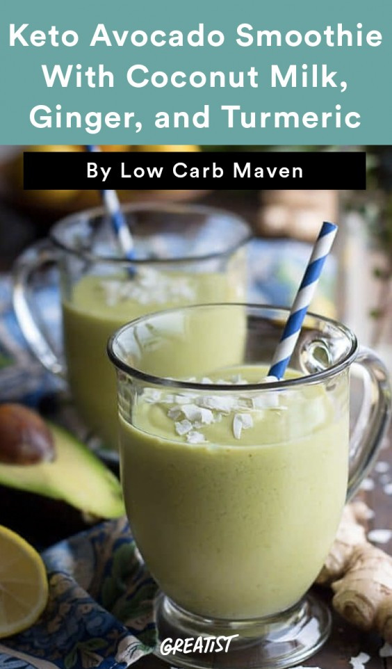 Can I Drink Milk On A Keto Diet  Whole30 Smoothies That Make Easy Breakfasts