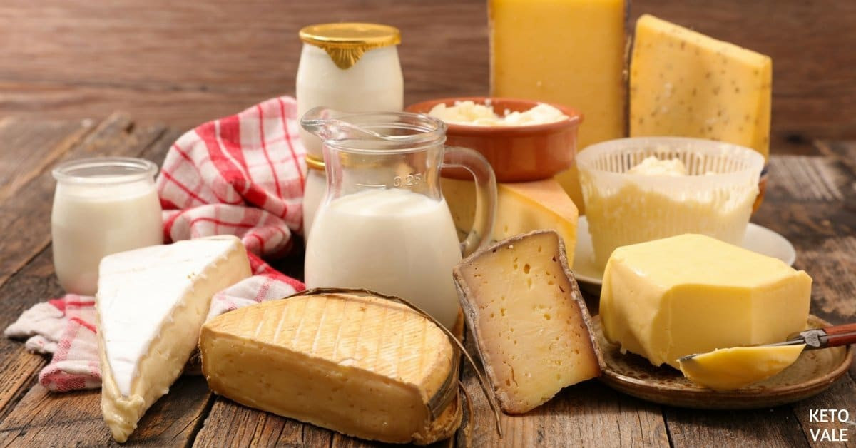 Can I Drink Milk On A Keto Diet  Dairy Products on a Keto Diet Guide