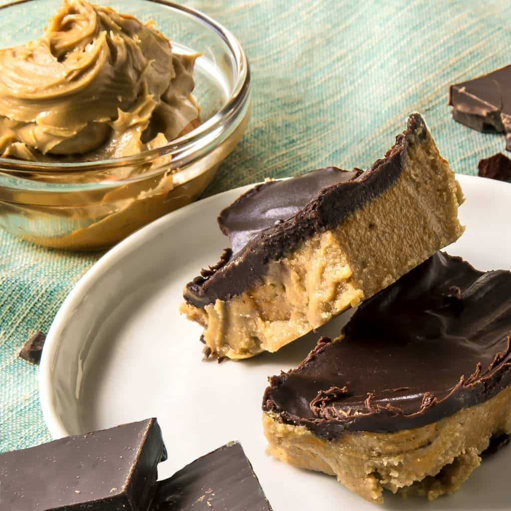 Can You Eat Peanut Butter On A Keto Diet  Keto Desserts 13 Simple No Bake Ketogenic Diet Desserts