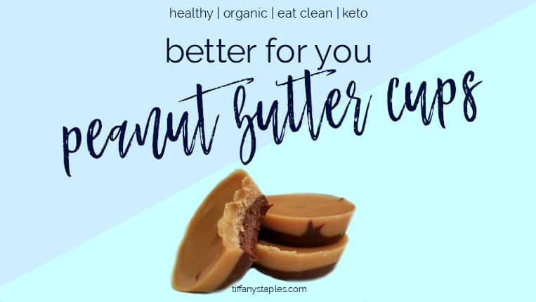 Can You Eat Peanut Butter On A Keto Diet  Better for You Peanut Butter Cups Recipe