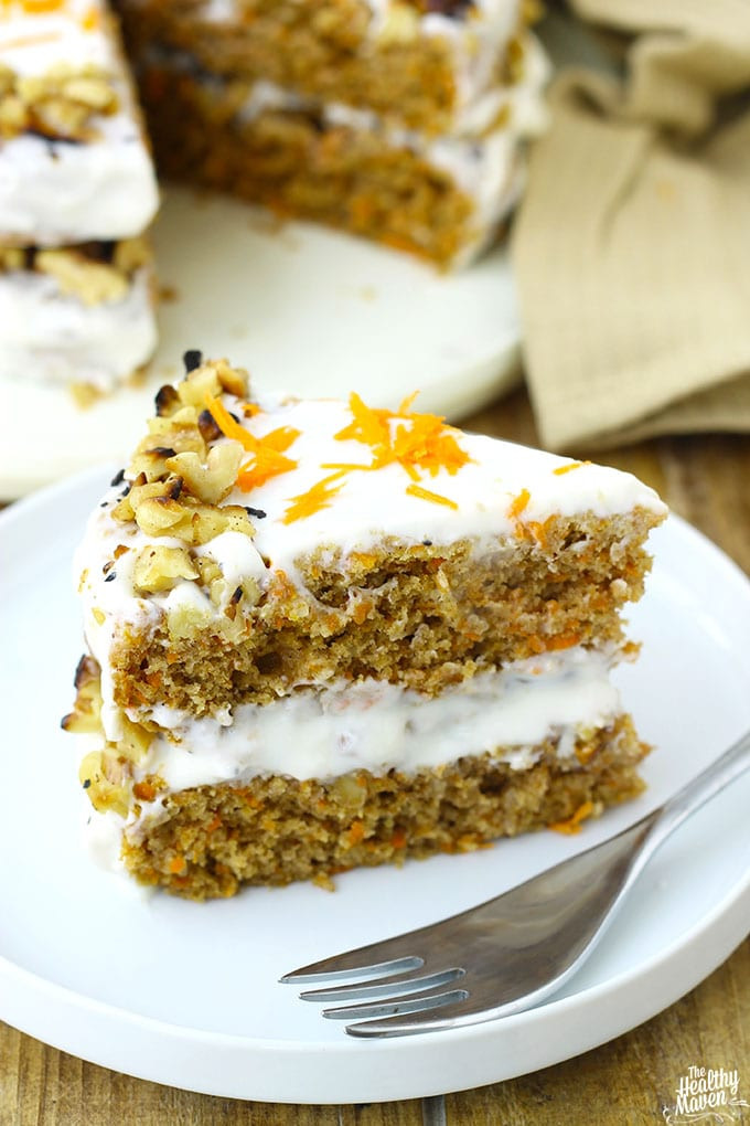 Carrot Cake Recipes Gluten Free  Gluten Free Carrot Cake A Very Special Birthday The