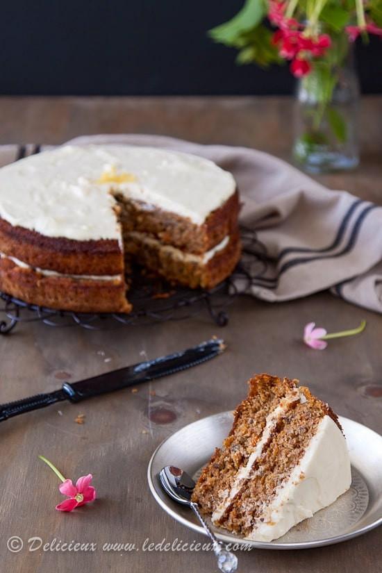 Carrot Cake Recipes Gluten Free  Gluten Free Carrot Cake Recipe