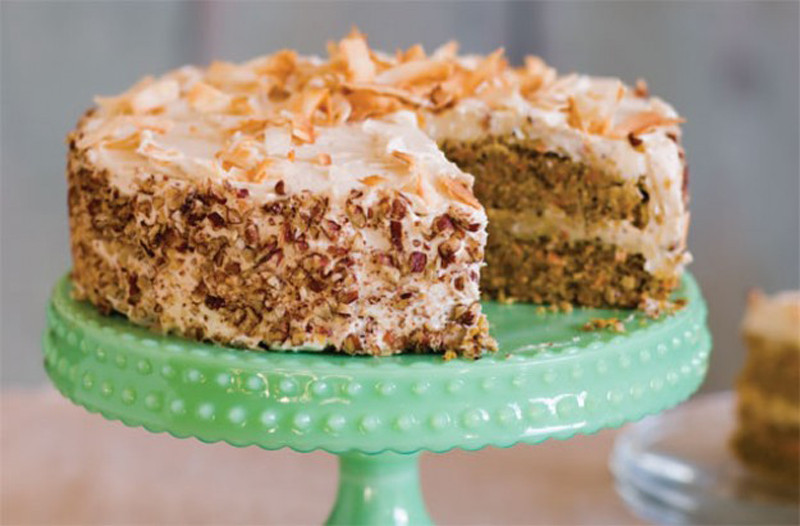 Carrot Cake Recipes Gluten Free  Gluten Free and Sugar Free Carrot Cake Abundant Energy