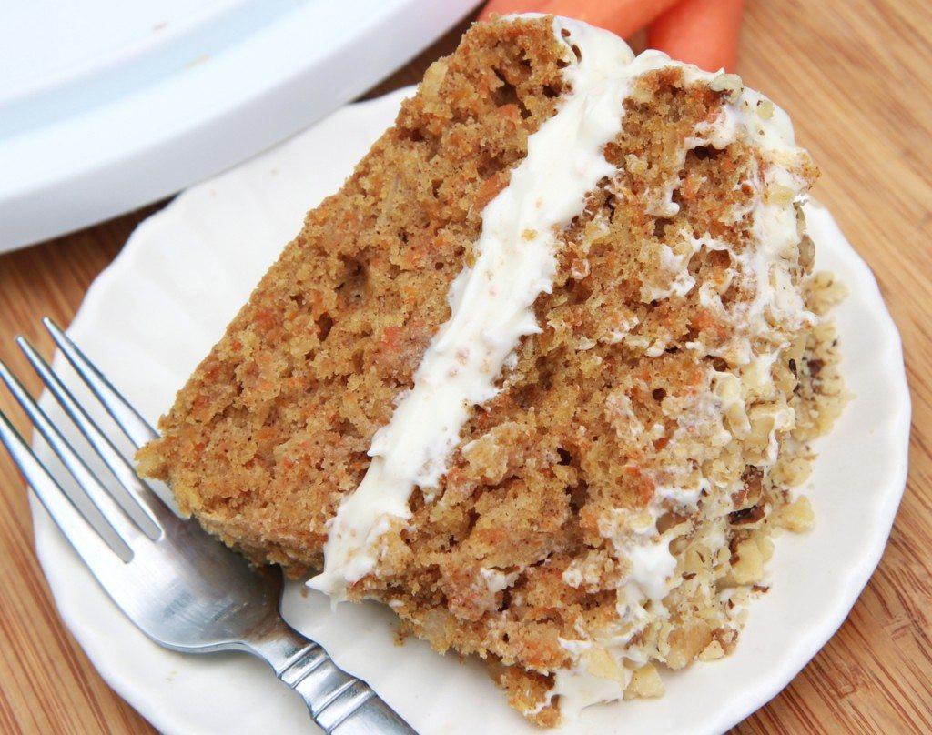 Carrot Cake Recipes Gluten Free  Moist & Fluffy Gluten Free Carrot Cake Recipe