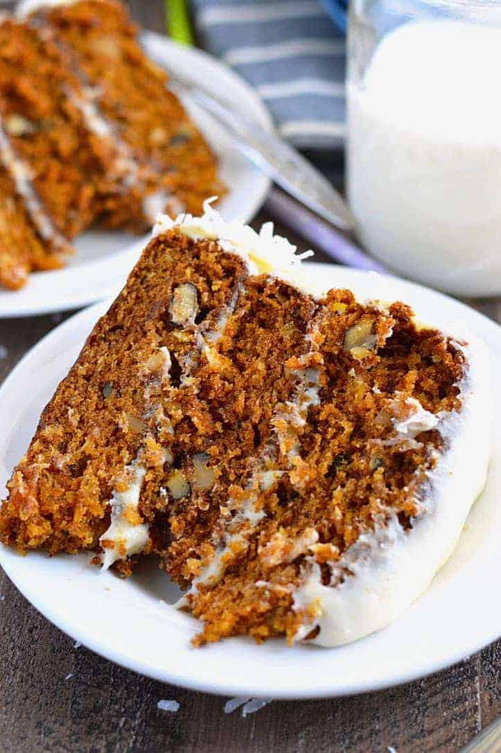 Carrot Cake Recipes Gluten Free  Gluten Free Carrot Cake Recipe — Dishmaps