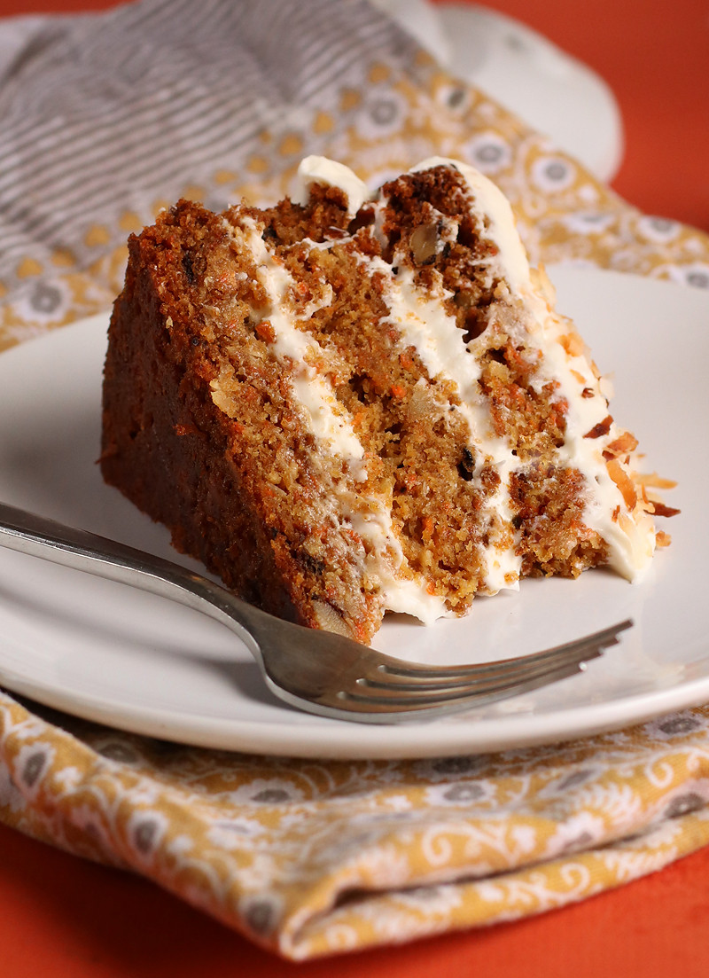 Carrot Cake Recipes Gluten Free  Vegan Gluten Free Carrot Cake