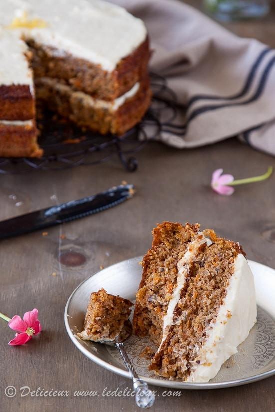Carrot Cake Recipes Gluten Free  Gluten Free Carrot Cake Recipe the best OIL FREE carrot cake