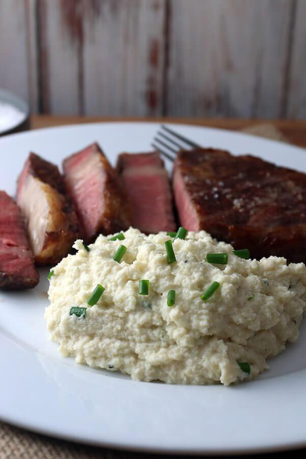 Cauliflower Mashed Potatoes Keto  25 Keto Recipes for Saint Patrick s Day