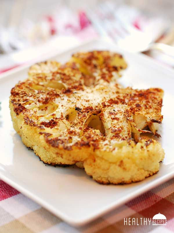 Cauliflower Steaks Vegan  17 Best ideas about Cauliflower Steaks on Pinterest