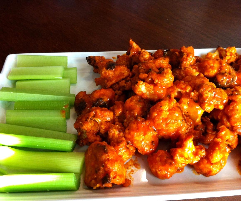Cauliflower Vegan Recipes  Evolve Vegan Cauliflower Wings Revisited