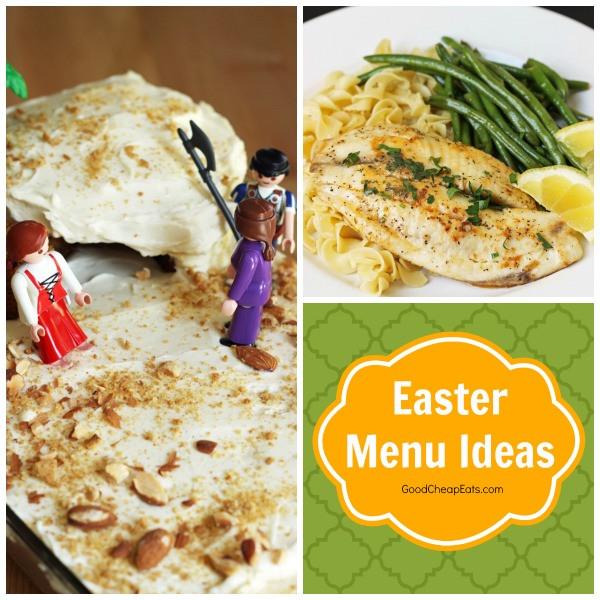 Cheap Easter Dinner Ideas  Easter Menu Ideas Good Cheap Eats