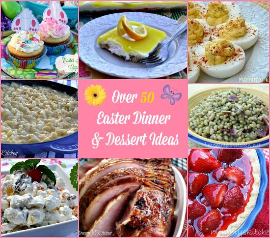 Cheap Easter Dinner Ideas  Mommy s Kitchen Recipes From my Texas Kitchen Over 50