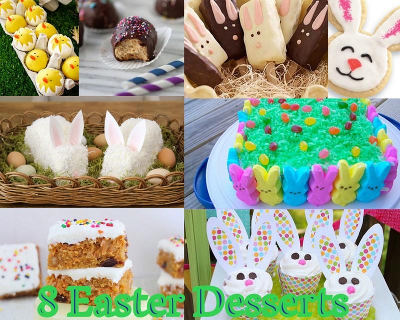 Cheap Easter Dinner Ideas  8 Easter Dessert Recipe Ideas