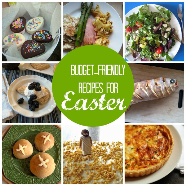 Cheap Easter Dinner Ideas  Bud friendly Recipes for Easter
