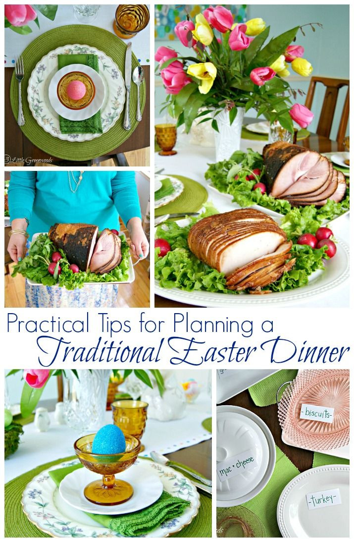 Cheap Easter Dinner Ideas  Planning a Traditional Easter Dinner