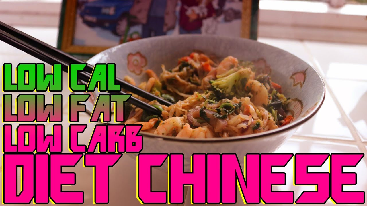 Cheap Low Calorie Dinners  Diet Chinese Food Recipe VERY Low Cal Low Fat Low Carb