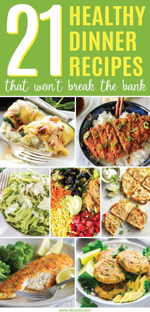 Cheap Low Calorie Dinners  Healthy Dinners You Can Make At Home With Low Fat Chicken