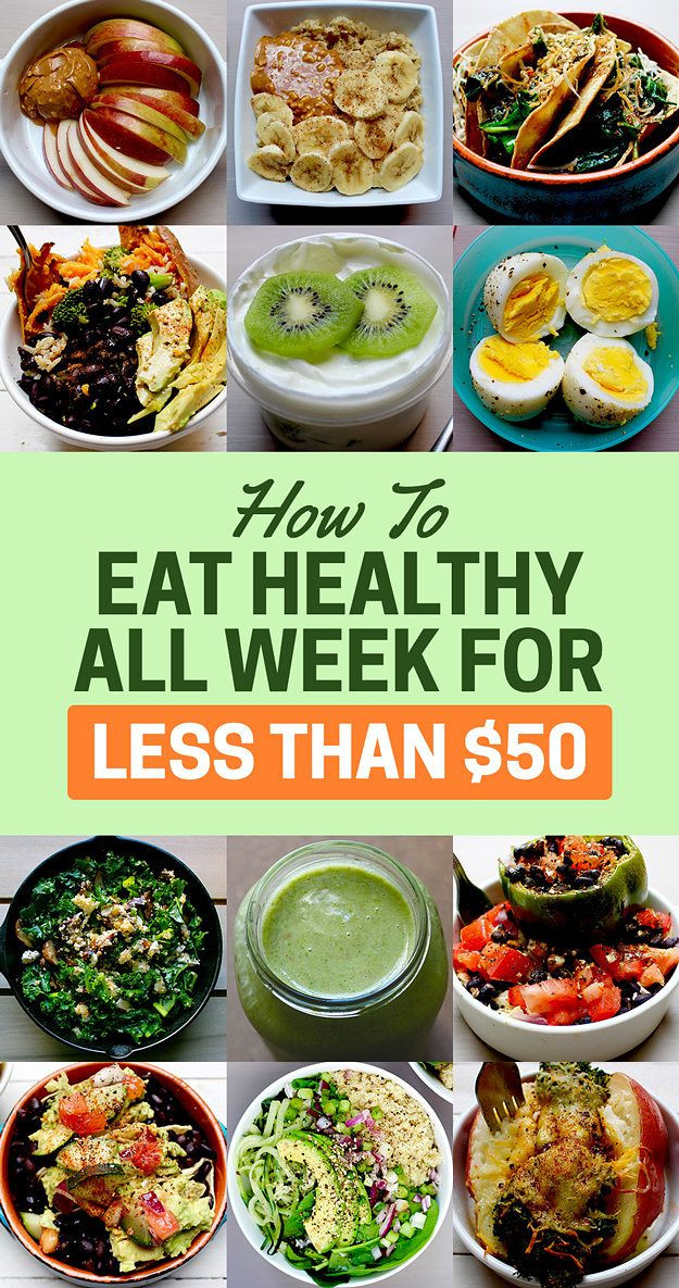 Cheap Low Calorie Dinners  25 best ideas about College meal planning on Pinterest