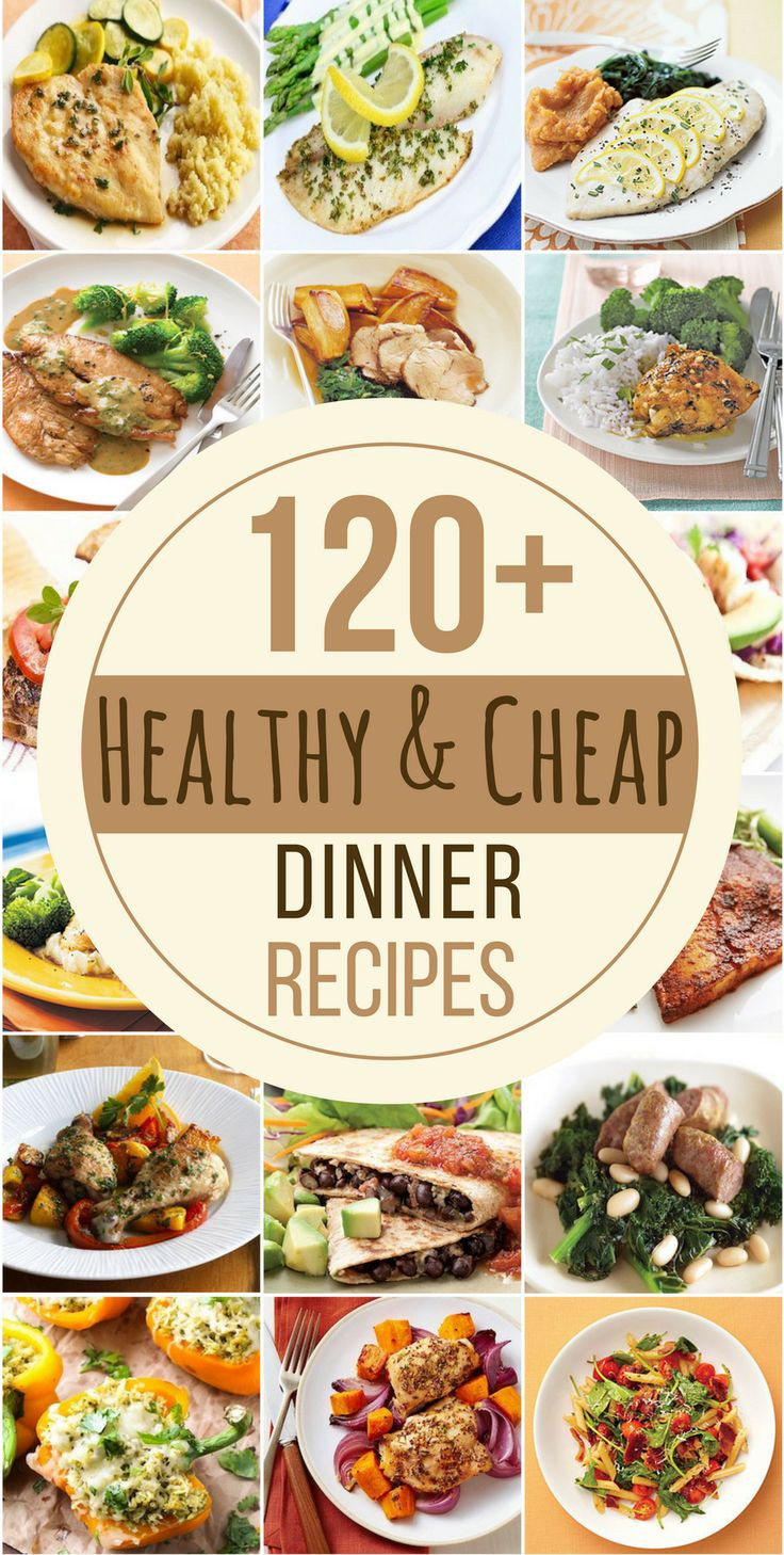 Cheap Low Calorie Dinners  9 best images about Cheap Meals on Pinterest