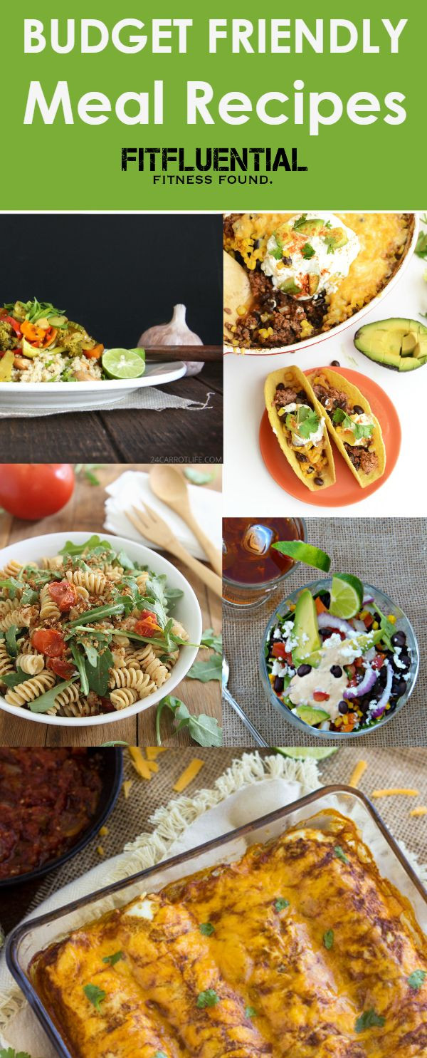 Cheap Low Calorie Dinners  The 25 best Affordable healthy meals ideas on Pinterest