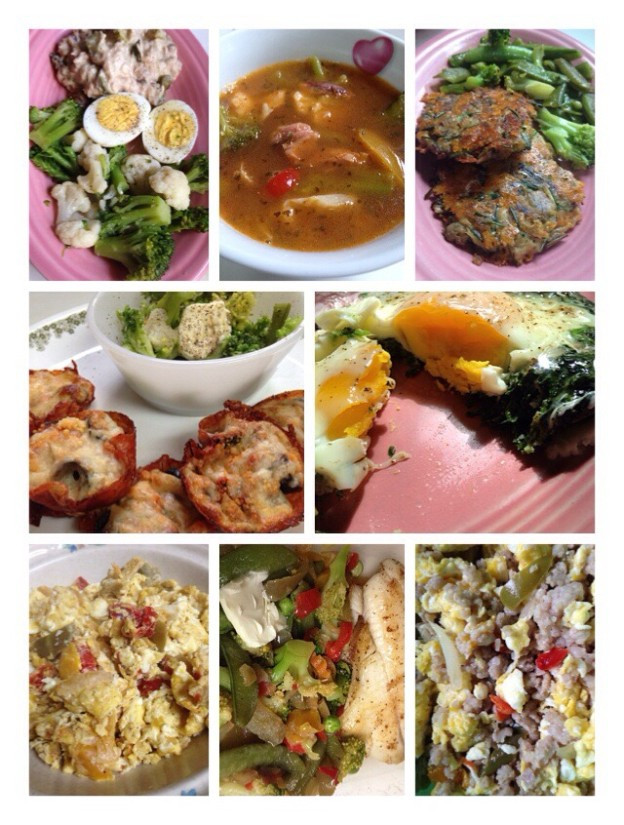 Cheap Low Carb Dinners  Bud Low Carb $25 Seven Day Three Meals Daily Dollar